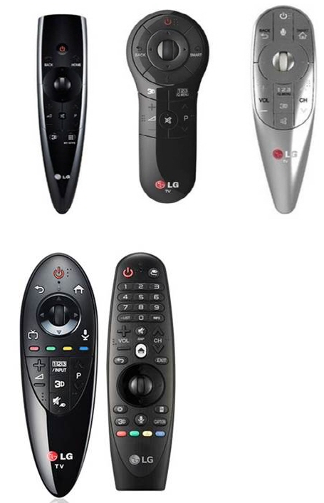 Magic Remote 2012-2020