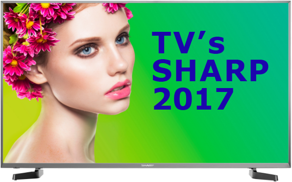 TV Sharp 2017