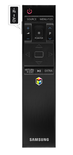 samsung remote TM1580A-1